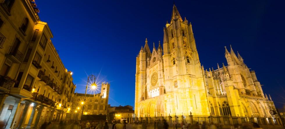 La Catedral de León, León