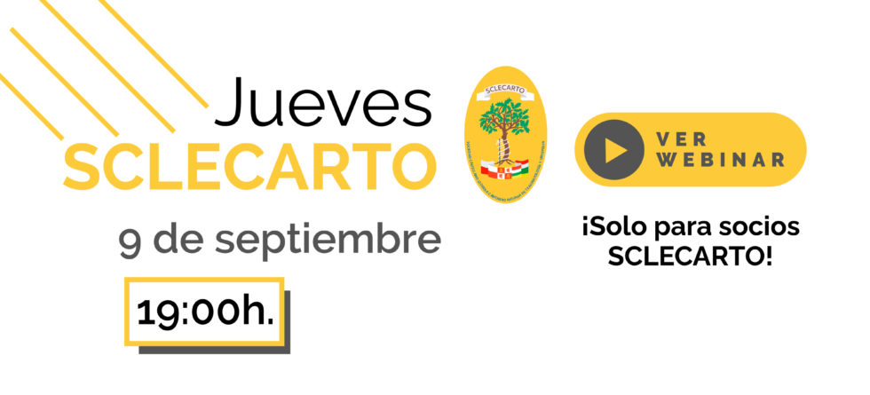 Jueves Sclecarto Webinar 9 de septiembre